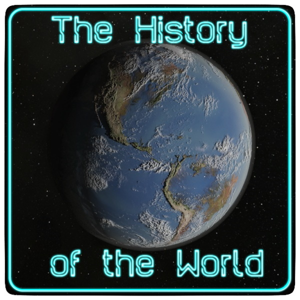 The history of the world that was